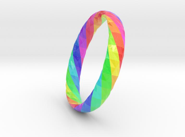 Twistium - Bracelet P=200mm h15 Color 3d printed