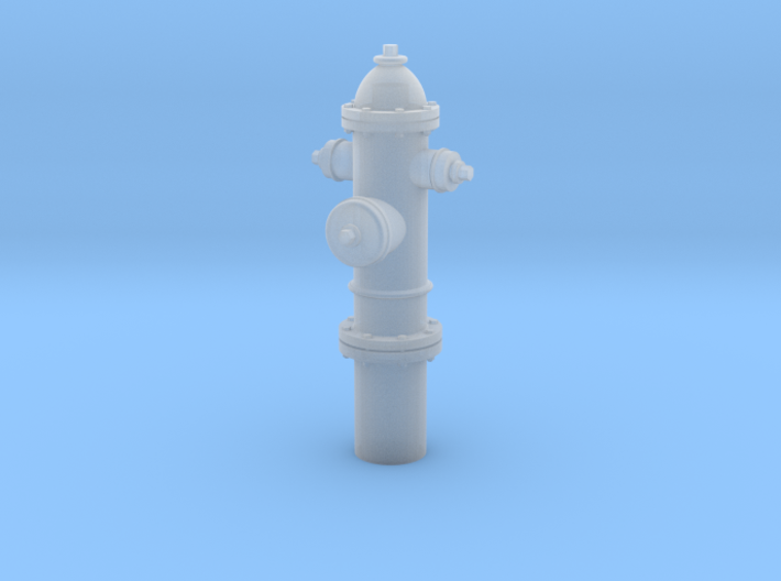 MM1930 Hydrant S-scale 3d printed