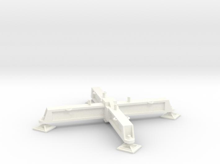 Potain MC 65 base 3d printed