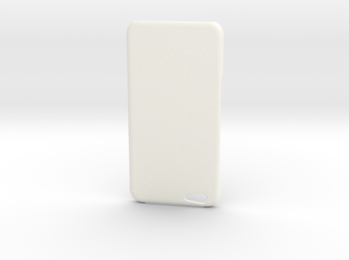iPhone 6 / 6S Plus simple type case 3d printed iPhone 6 / 6S simple type case_White