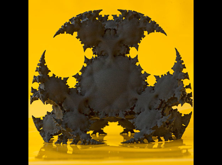 GLOBAL HAZARD - 3D Fractal Sculpture - BIG 3d printed