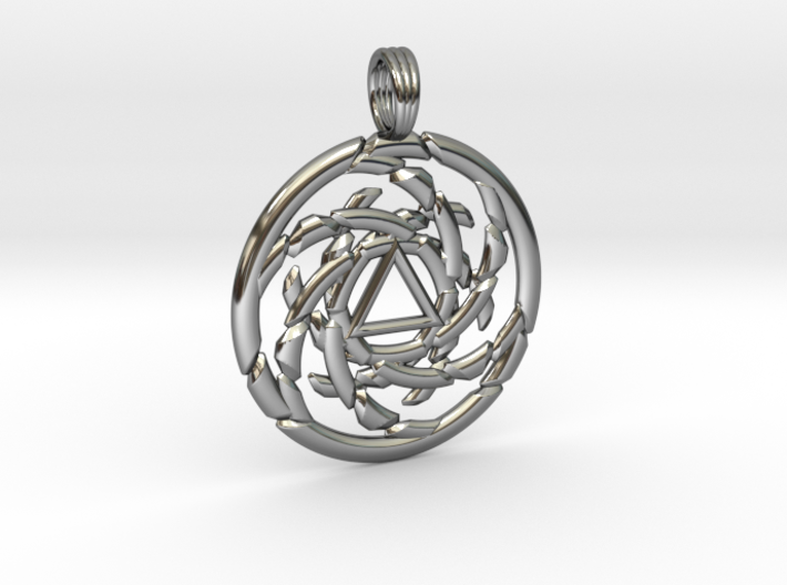 ECLIPSED EMOTION 3d printed