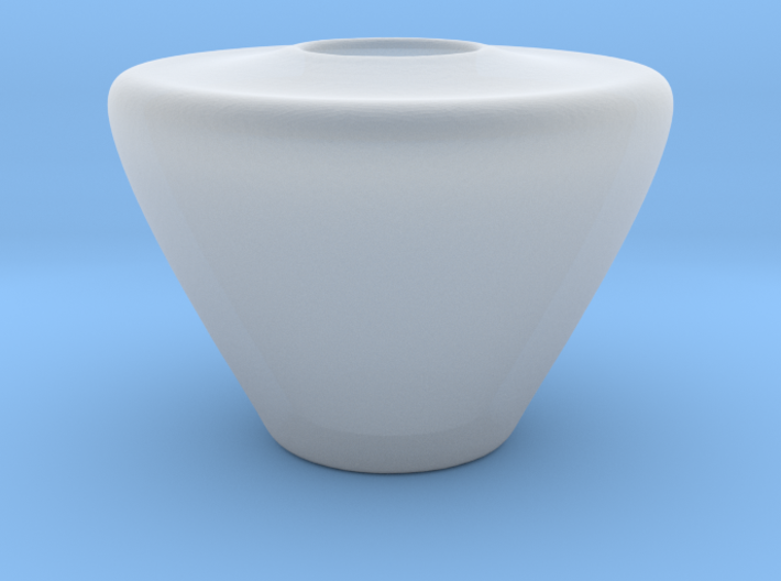 Vase Hollow Form 2016-0001 various scales 3d printed