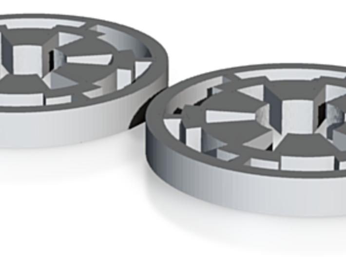 IC Blaster Detail 3mm 3d printed