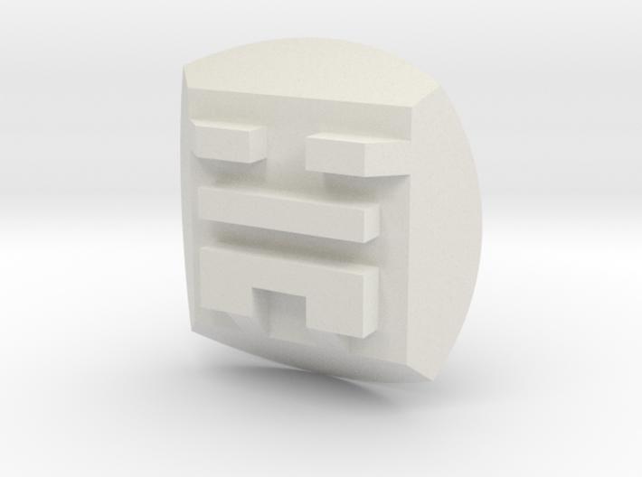 Lewa Nuva Symbol 3d printed