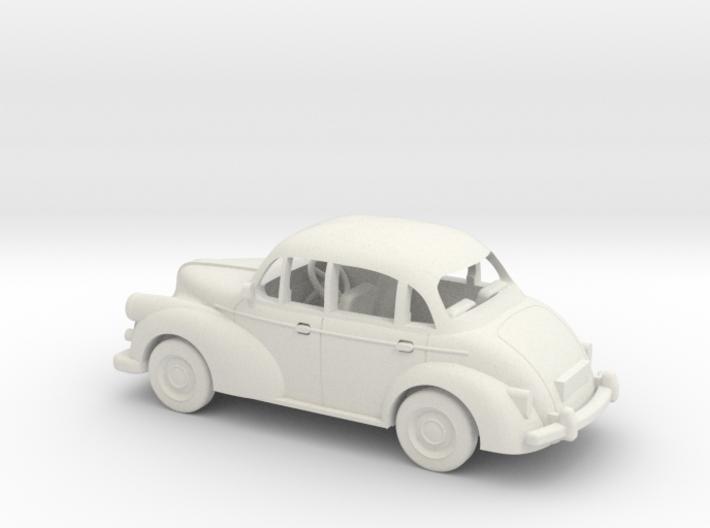 Morris Minor 1/64 1:64 Scale 3d printed