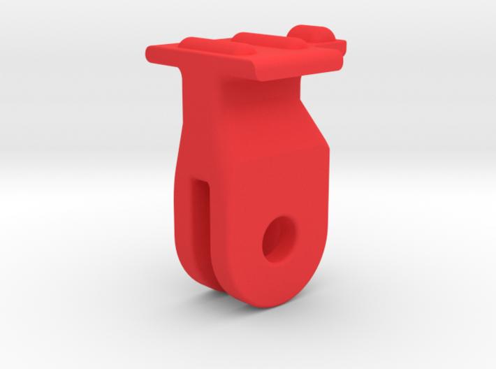 Blendr - GoPro adapter 3d printed
