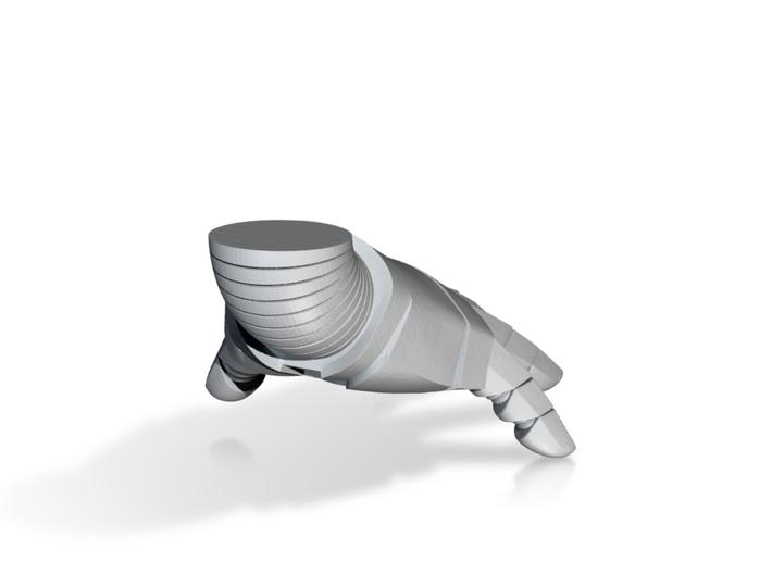 Iron Man / War Machine Figurine Right Hand 3d printed