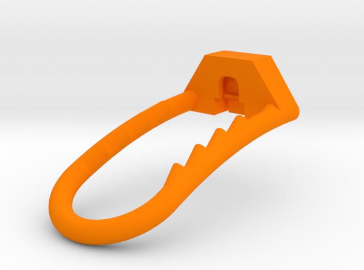 Pocket Clip for Fitbit Alta 3d printed