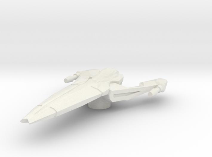 Aurek Strikefighter 1/270 3d printed