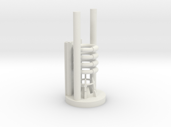 Transporter Crystal Camber P1 3d printed