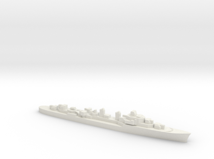 T 53-class destroyer (1957), 1/3000 3d printed