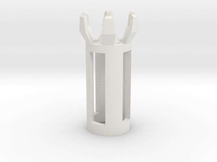 Saber Plug Trapper 3d printed