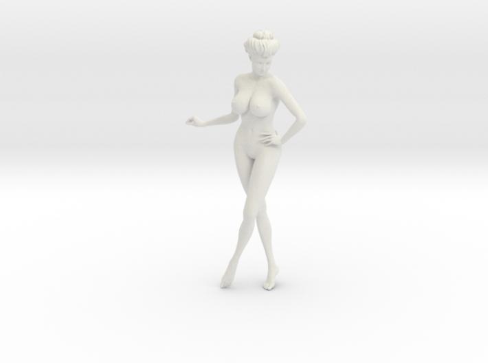 1/9 Elegant lady 009 3d printed