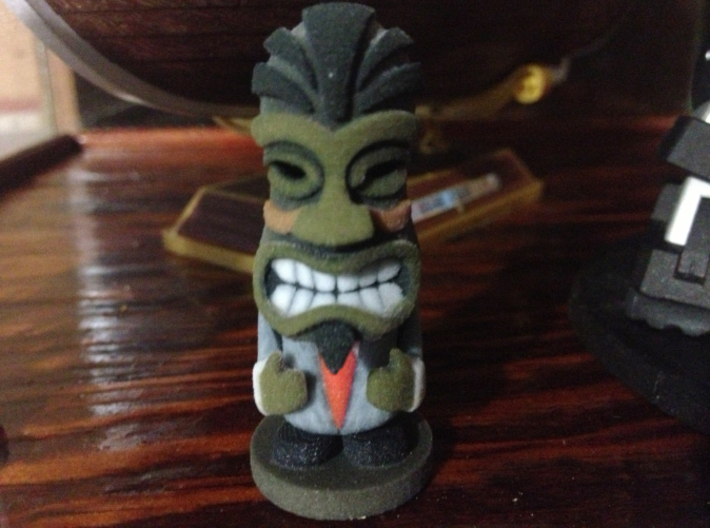 Gran Kahuna 3d printed Full Color Sandstone Quick Photo