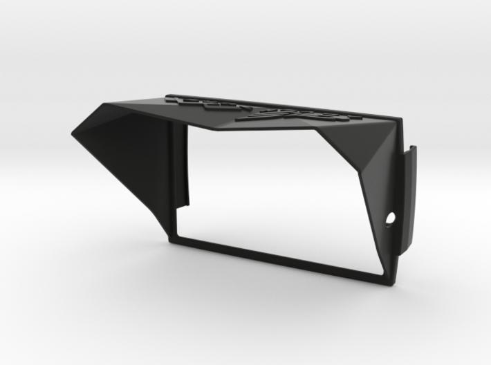 Sunshade II (Clip-On) for BMW Navigator 5 3d printed
