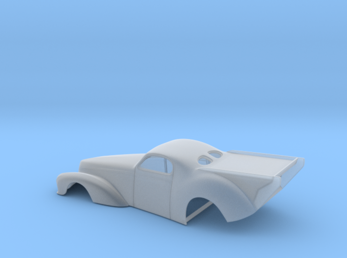 1/32 41 Willys Pro Mod Version II 3d printed