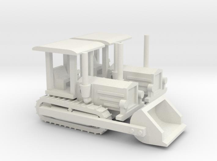 1/144 Famo Ruebezahl tractor set of 2 3d printed