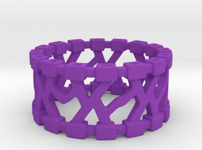 Trekma Ring 3d printed