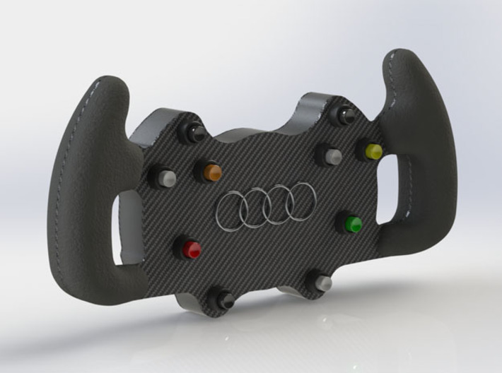 Audi - Front Right Handle 3d printed