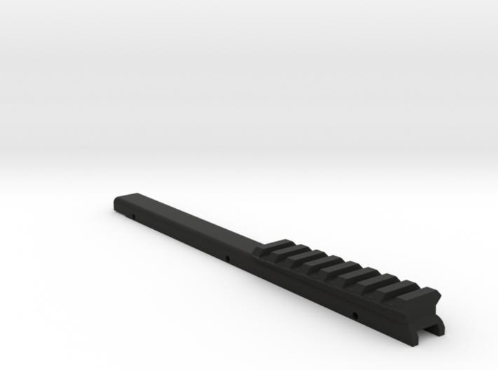 M17CQC 2 degree rail 3d printed