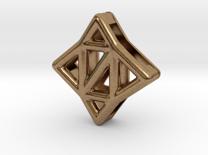 Starlit Pendant 3d printed