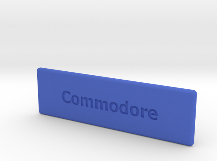 "Chameleon 64 housing ""Commodore"" (cover - part 2) 3d printed"