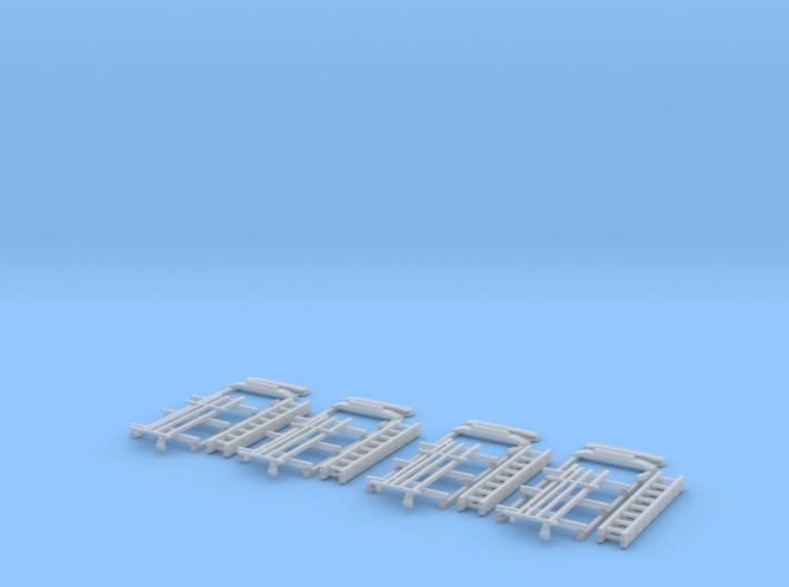 4xDachbeladung BF GW 2015 3d printed