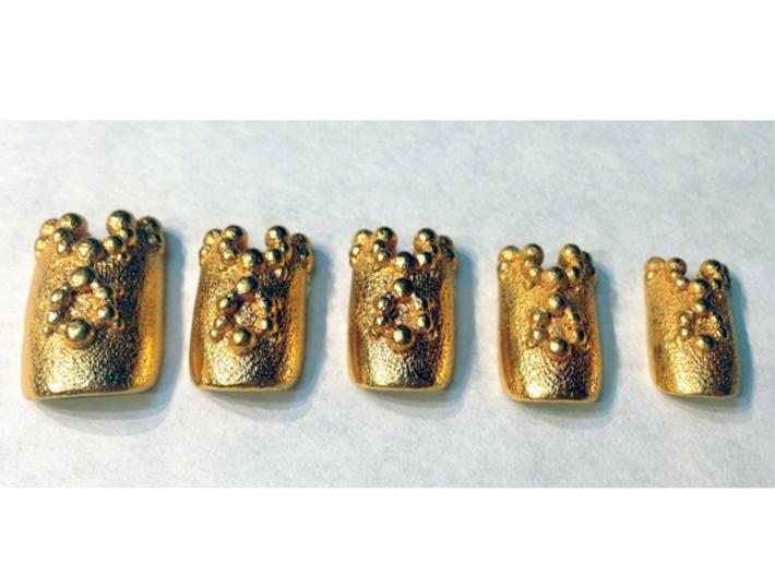 New Element Nails** 3d printed