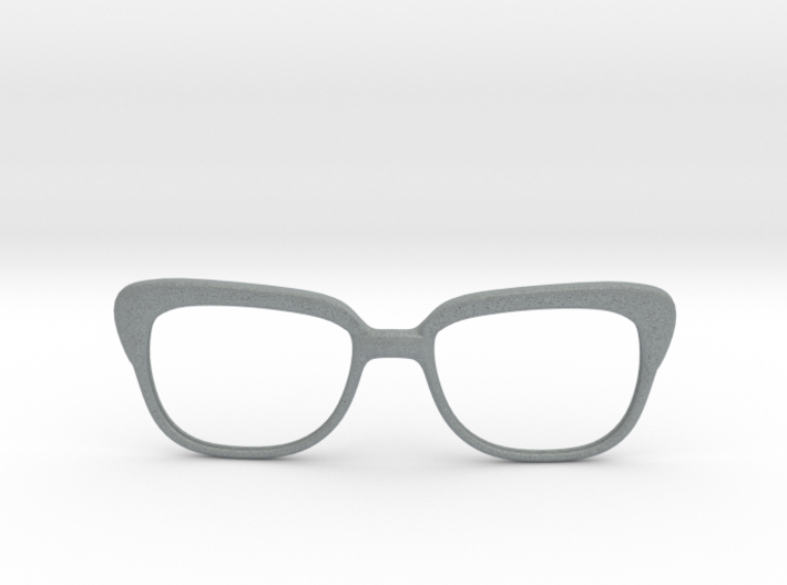 Optoid Hybrid MkXI: Custom Fit Rx Eyewear 3d printed