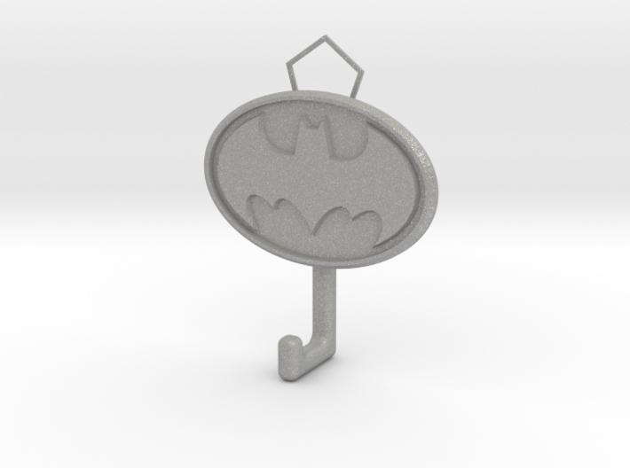Batman Logo hook 3d printed