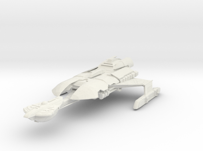 L27 Battleship 3d printed