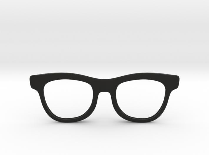 Optoid Hybrid MkII: Custom Fit Rx Eyewear 3d printed