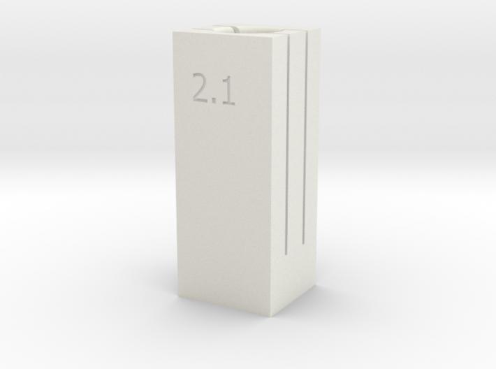 6/8 Tube Cutter 2.1/2.2 Dual Depth 3d printed