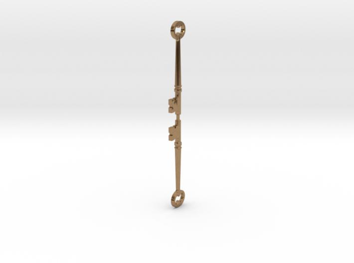 ORLRR Key 3d printed