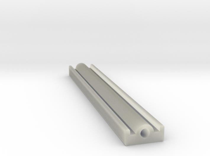 Prototype Flat Nub 3d printed