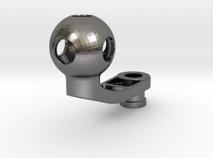 Stahlarm RAM Mount Kugel D = 25.3mm 3d printed