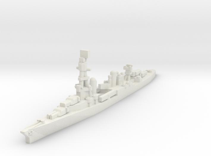 Pensacola class cruiser 1/2400 3d printed