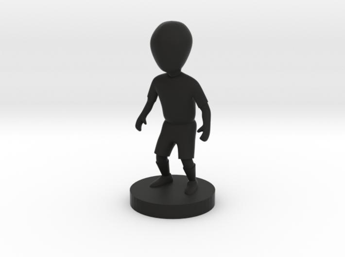 Minion Statue 3d printed