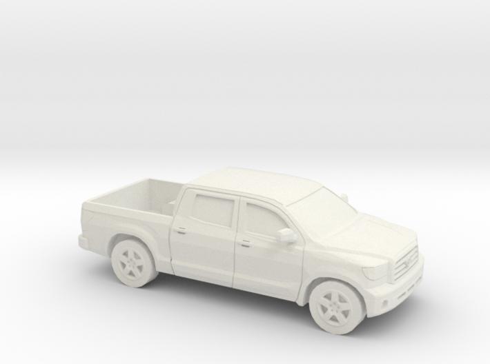 1/87 2007-11 Toyota Tundra Crew Cab 3d printed
