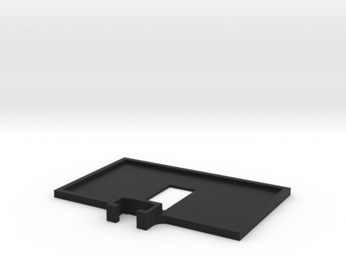 SingleAperture 3d printed