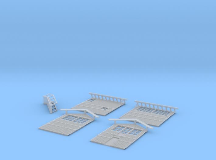 NPE03 Signal Box 3d printed