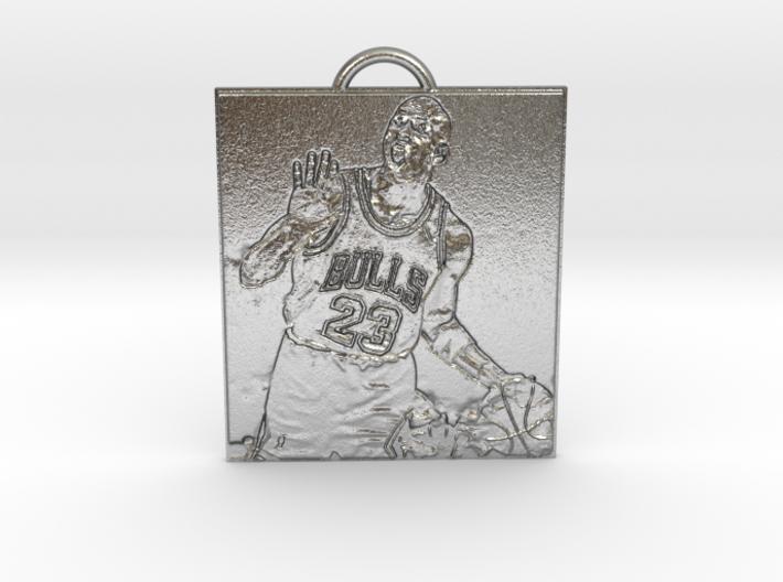 MJ23bulls 3d printed