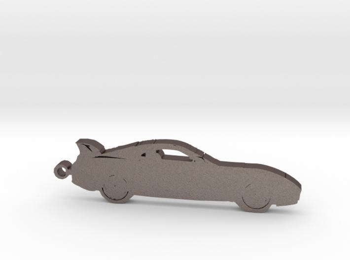 Toyota Supra MK4 keychain 3d printed