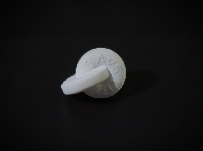 Linked Mints 3d printed