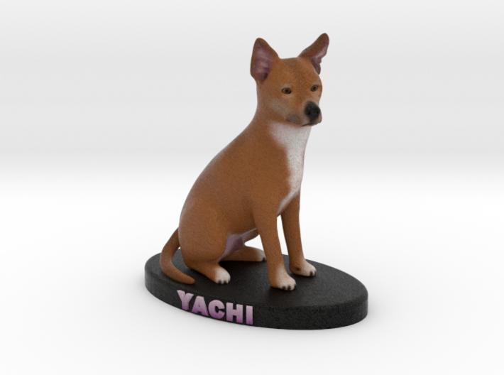 12854 - Yachi - Figurine-meters 3d printed
