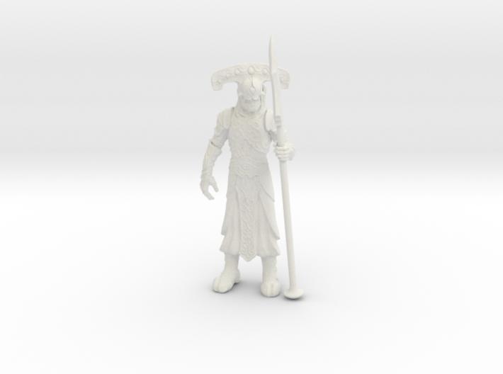 Underworld Guardian 3d printed
