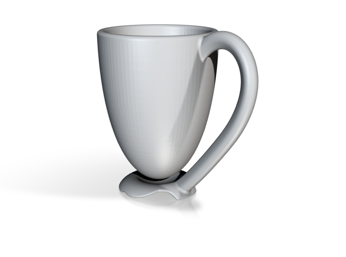 Float Expresso Cup 3d printed