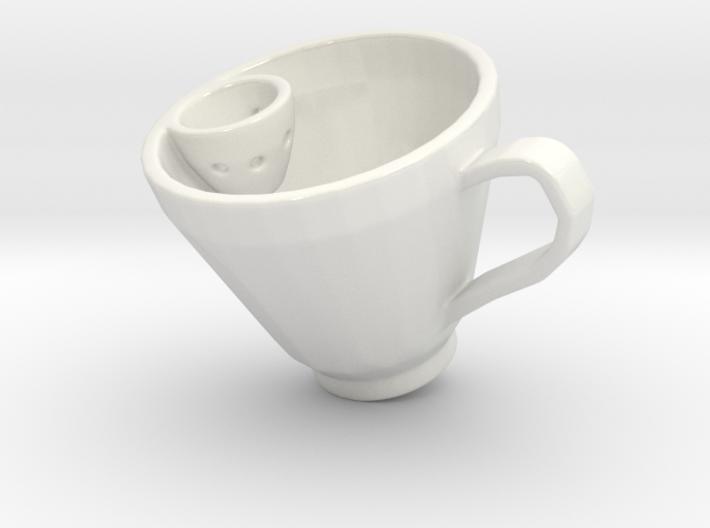 Smart Tea Cup 3d printed
