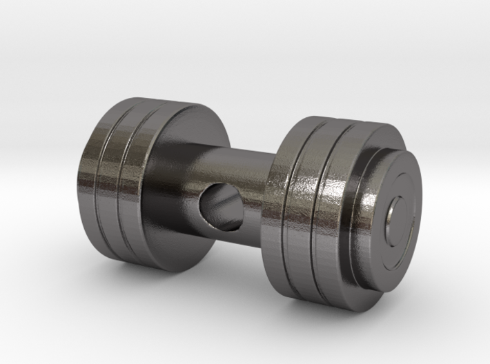 Weights Pendant / Dumbbell 3d printed